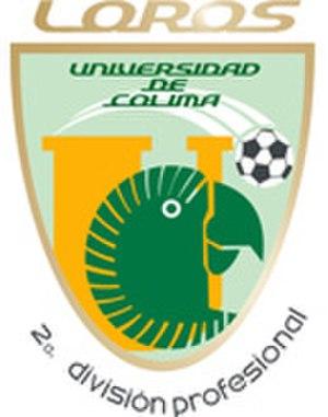 Loros UdeC - Image: Loros Ude C logo