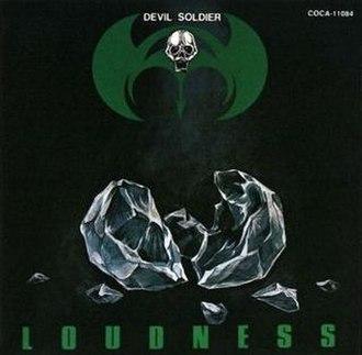 Devil Soldier - Image: Loudness devil soldier