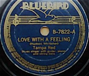 You've Got to Love Her with a Feeling - Image: Love with a Feeling single cover