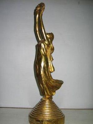 Luna Award - Image: Lunaawards