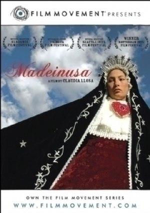 Madeinusa - Image: Made in USA (2005 film) DVD boxart