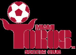 Miami Toros - Image: Miami toros logo