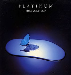Platinum (Mike Oldfield album) - Image: Mike oldfield platinum album cover