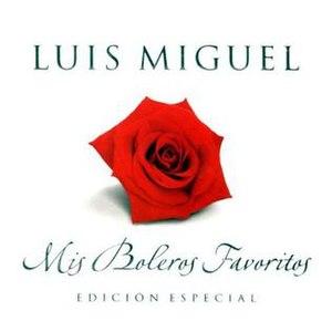 Mis Boleros Favoritos - Image: Misboleros 1