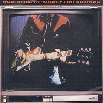 Money for Nothing (song) - Image: Money for Nothing single