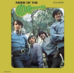 More of the Monkees - Image: Moreoftm