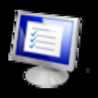 MSConfig - Image: Msconfig icon