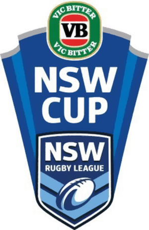 Intrust Super Premiership NSW - NSW Cup Logo 2013-2015