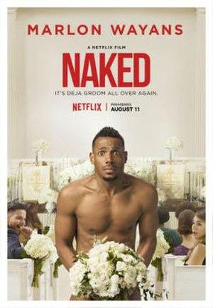 Naked (2017 film) - Film poster