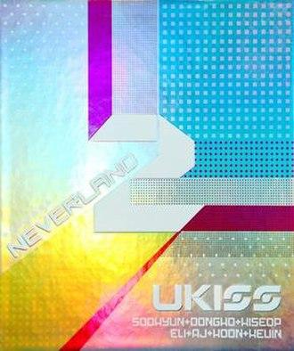 Neverland (U-KISS album) - Image: Neverland Album Cover