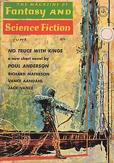 No Truce with Kings novella by Poul Anderson