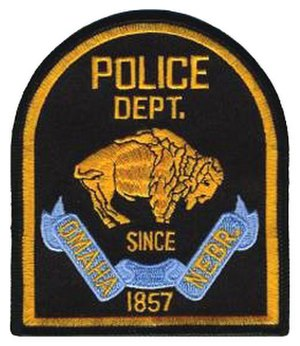 Omaha Police Department - Image: OPD patch