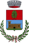 Coat of arms of Olmo Gentile