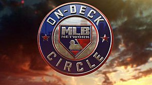 MLB Tonight - On Deck Circle logo used in 2017