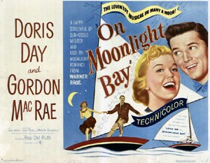 On Moonlight Bay (film) - Theatrical release poster