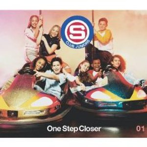 One Step Closer (S Club Juniors song) - Image: Onestepcloser