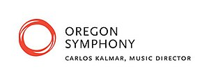 Oregon Symphony - The Oregon Symphony logo