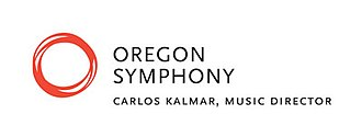 Oregon Symphony - The Oregon Symphony logo