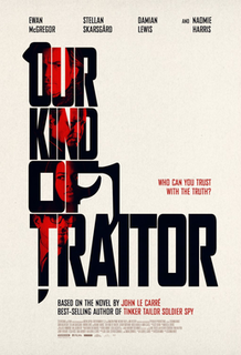 <i>Our Kind of Traitor</i> (film) 2016 film by Susanna White