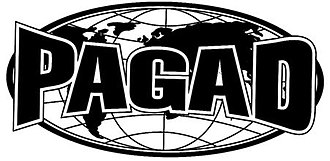 People Against Gangsterism and Drugs - Image: PAGAD logo 2014