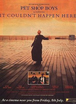 It Couldn't Happen Here - It Couldn't Happen Here poster