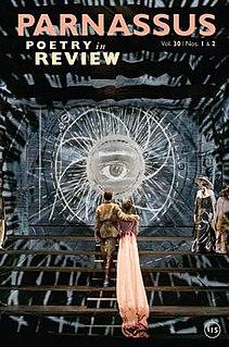 <i>Parnassus</i> (magazine) Defunct American poetry magazine)