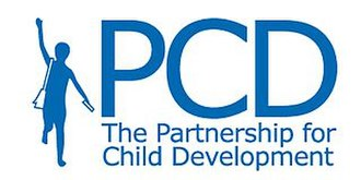 Partnership for Child Development - Image: Partnership for Child Development Logo