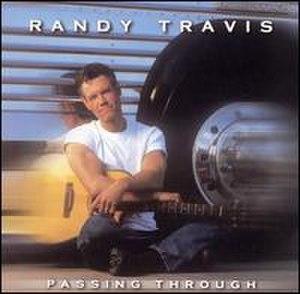 Passing Through (Randy Travis album) - Image: Passingthrough