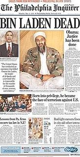 <i>The Philadelphia Inquirer</i> American daily newspaper