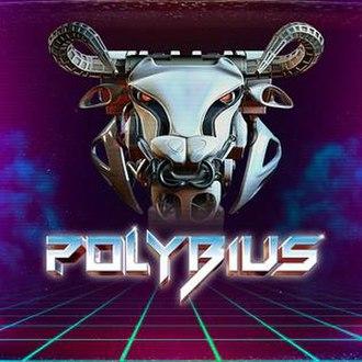 Polybius (2017 video game) - Image: Polybius 2017 cover art