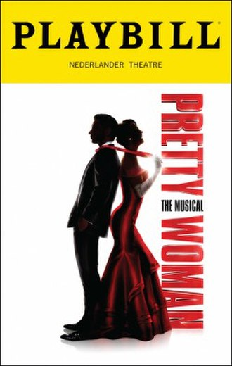 Pretty Woman: The Musical - Broadway Playbill