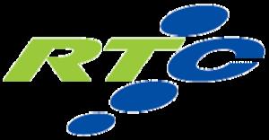 Réseau de transport de la Capitale - Image: Quebec RTC logo