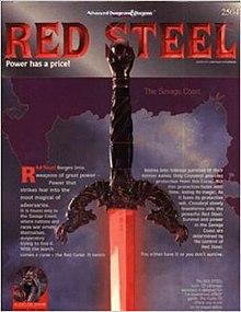Red Steel (boxed set) httpsuploadwikimediaorgwikipediaenthumb8