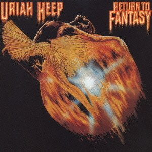 Return to Fantasy - Image: Return To Fantasy (Uriah Heep album cover art)