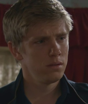 Robert Sugden - Image: Robert Sugden 2014 played by Ryan Hawley