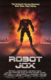 <i>Robot Jox</i> 1990 film by Stuart Gordon