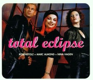 Total Eclipse/Die schwarze Witwe - Image: Rosenstolz Die schwarze Witwe