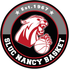 SLUC Nancy Basket logo