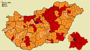 Hungarian parliamentary election, 2002 - Image: SMC2002