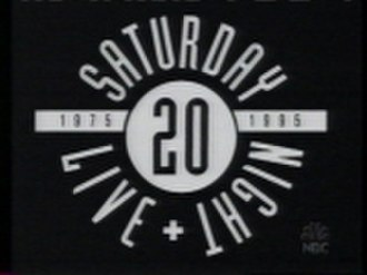 Saturday Night Live (season 20) - Image: SNL20seasons