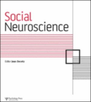 Social Neuroscience - Image: S Ncover