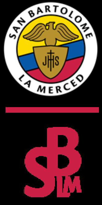 Colegio San Bartolomé La Merced - Image: San Bart La Mer