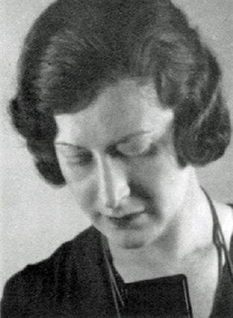 Ergy Landau - Self portrait, 1930(ca)