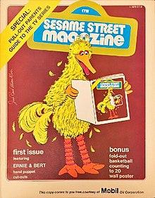 Sesame Street Magazine - Wikipedia