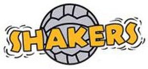 Capital Shakers - Image: Shakerslogo