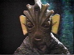 Doctor Who and the Silurians - Image: Silurian 2