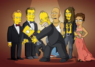 Angry Dad: The Movie 14th episode of the twenty-second season of The Simpsons