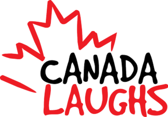 Just for Laughs Radio - Logo as Canada Laughs.
