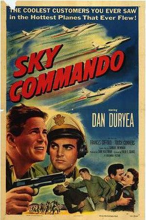 Sky Commando - Film poster