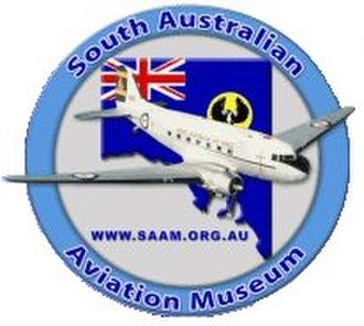 South Australian Aviation Museum - Image: South Australian Aviation Museum Logo